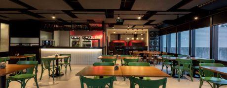 Aplicação em Bares e Restaurantes